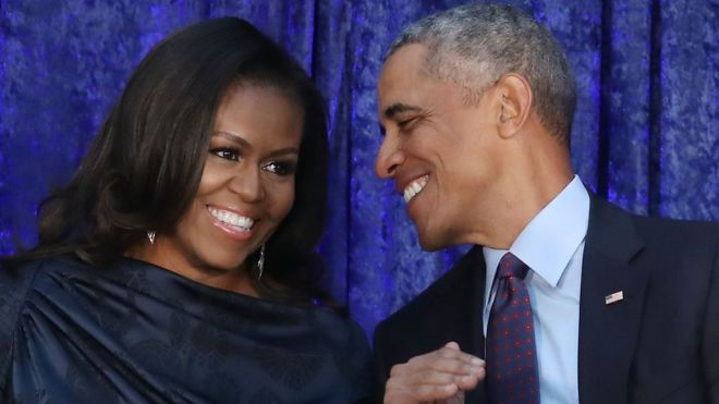 Michelle & Barack Obama in talks to Produce High-Profile Shows for Netflix