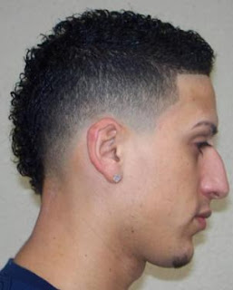 fade mohawk hairstyle