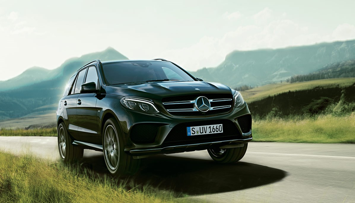 Mercedes GLE SUV | Prima generazione