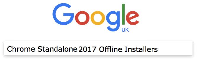 Google Chrome 2017 Terbaru Full Offline Installers | BERBAGI ITU INDAH