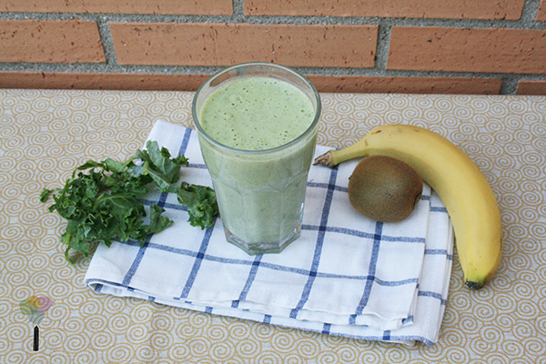 Green smoothies, beneficios y recetas