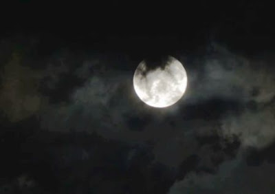 The Moon makes the night superior