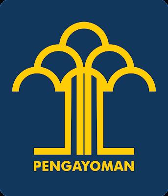 Logo Kementerian Hukum dan HAM Republik Indonesia