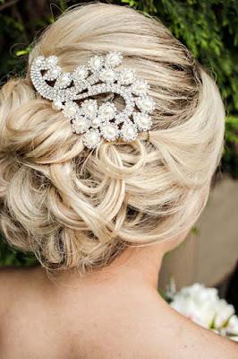 wedding hairstyless