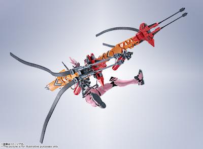 Robot Spirits Evangelion Unit β Extraordinary Battle Form - New Movie Version