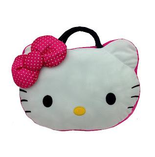 Gambar Bantal Hello Kitty 8
