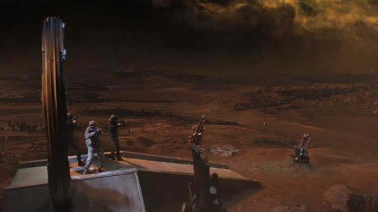 "An unknown planet on SGU's ""Lost"""