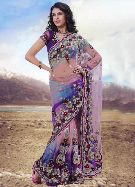 New sarees