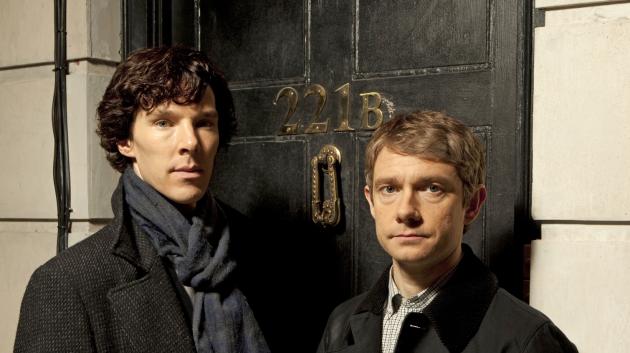 Sendetermine Sherlock