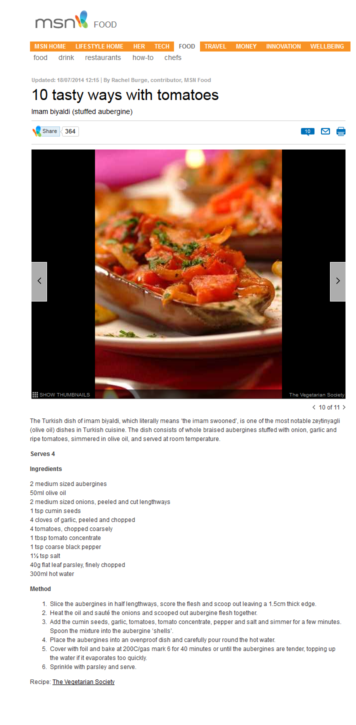 Msn Food And Drink Recipes