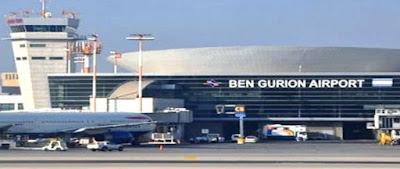 Interrogatoire sans fin à l'aéroport de Tel Aviv en Israel