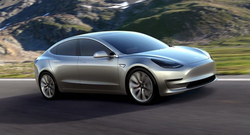 Elon Musk Takes to Twitter to Reveal Model 3 Details
