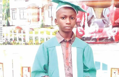 Woman Sets Her Teenage Son Ablaze... the boy is dead