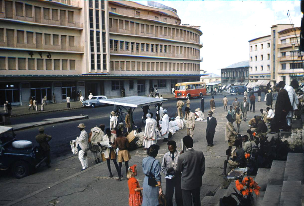 Amazing Color Photos Of Life In Ethiopia In The 1950s