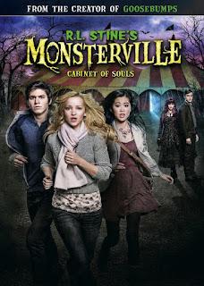 R.L. Stine s Monsterville Cabinet Of Souls (2015) อาร์ แอล สไตน์ส เมืองอสุรกาย ตอนตู้กักวิญญาณ [ซับไทย]