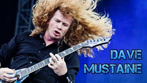 Biografía y Equipo de Dave Mustaine