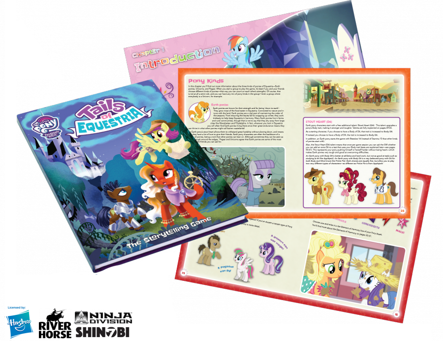 Tails of Equestria Core Rulebook
