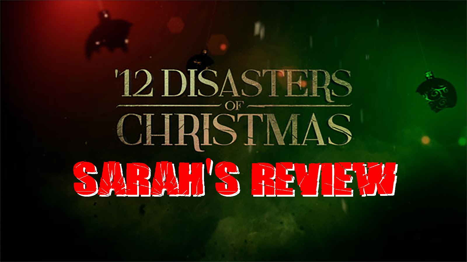 12 Disasters Of Christmas.Robotgeek S Cult Cinema Bad Movie Night 12 Disasters Of