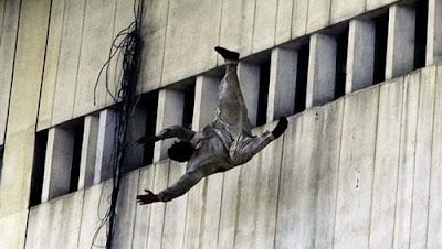 عامل يقفز من الطابق الخامس بمحكمة دار السلام