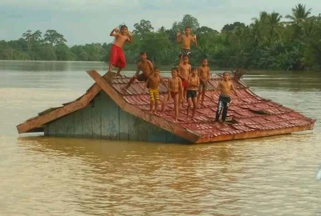 Dinkes Tebo Intruksikan Jajarannya Dirikan Posko Kesehatan Di Daerah Terkena Banjir