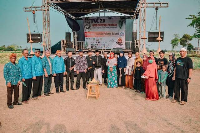 TBM Rumah Pelangi Bekasi gandeng Paguyuban Pasundan Gelar Festival RUNGI 2.0