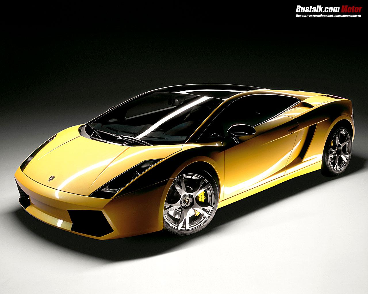 Sports Car: Lamborghini Wallpapers