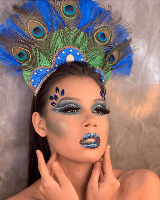 Make Carnaval: Pavão