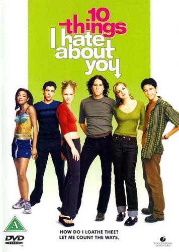10 razones para odiarte (1999) [BRrip 1080p] [Latino] [Comedia]