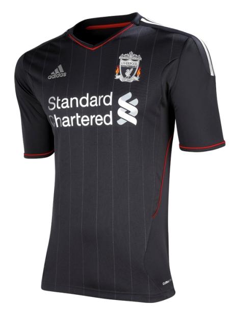 huge discount a09ea 3d93a liverpool football club away kit