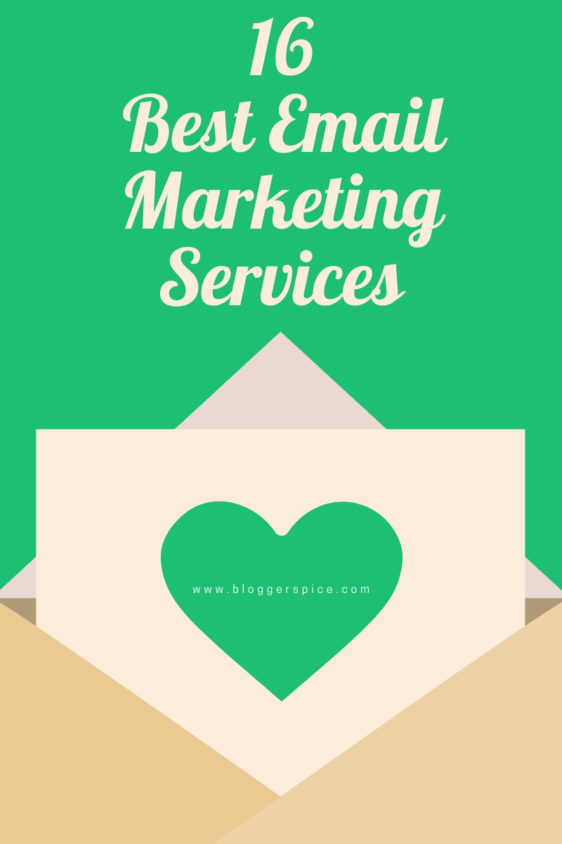 16 Best Email Marketing Services