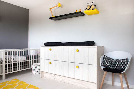 Scandinavian style children room
