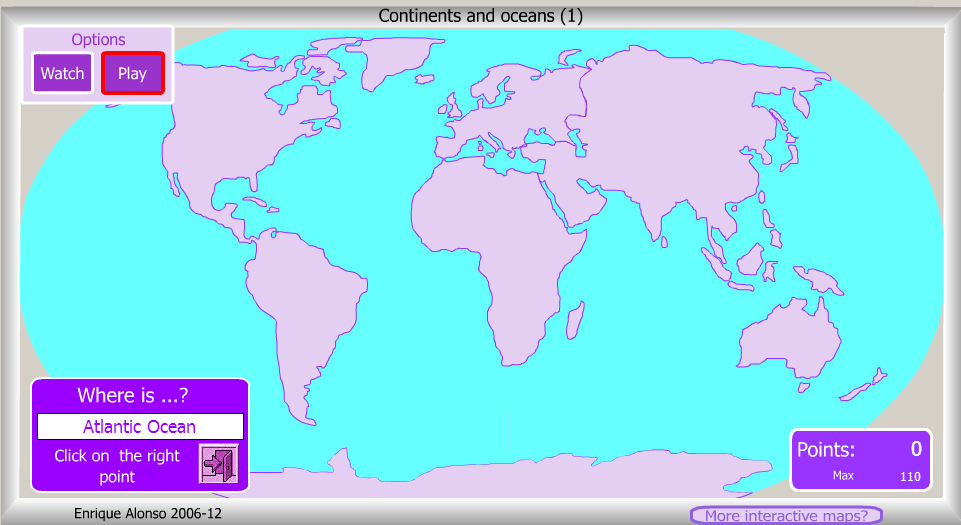 Maths science year 6 continents and oceans game continents and oceans game gumiabroncs Image collections