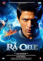 Download RA. One (2011) BluRay 720p 900MB Ganool