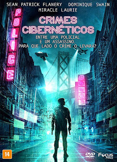 Crimes Cibernéticos - HDRip Dual Áudio