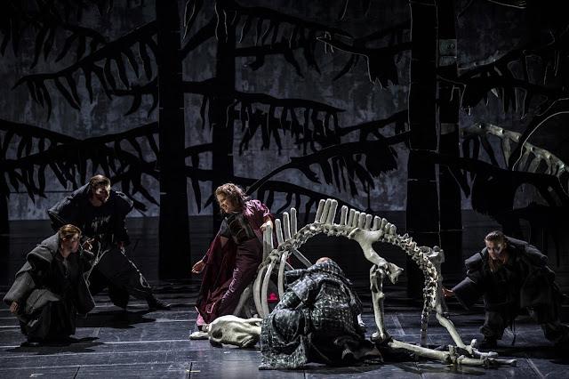 Wagner: Parsifal - Nina Stemme - Munich Opera Festival (Photo Ruth Waltz)