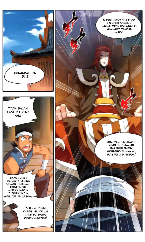 Battle Through the Heavens Chapter 31-32