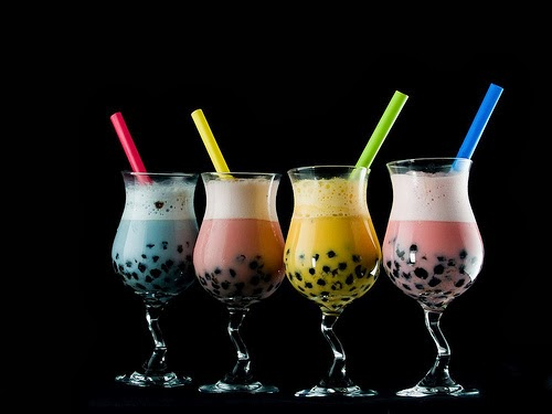 Image result for Minuman Bubble Tea banyak