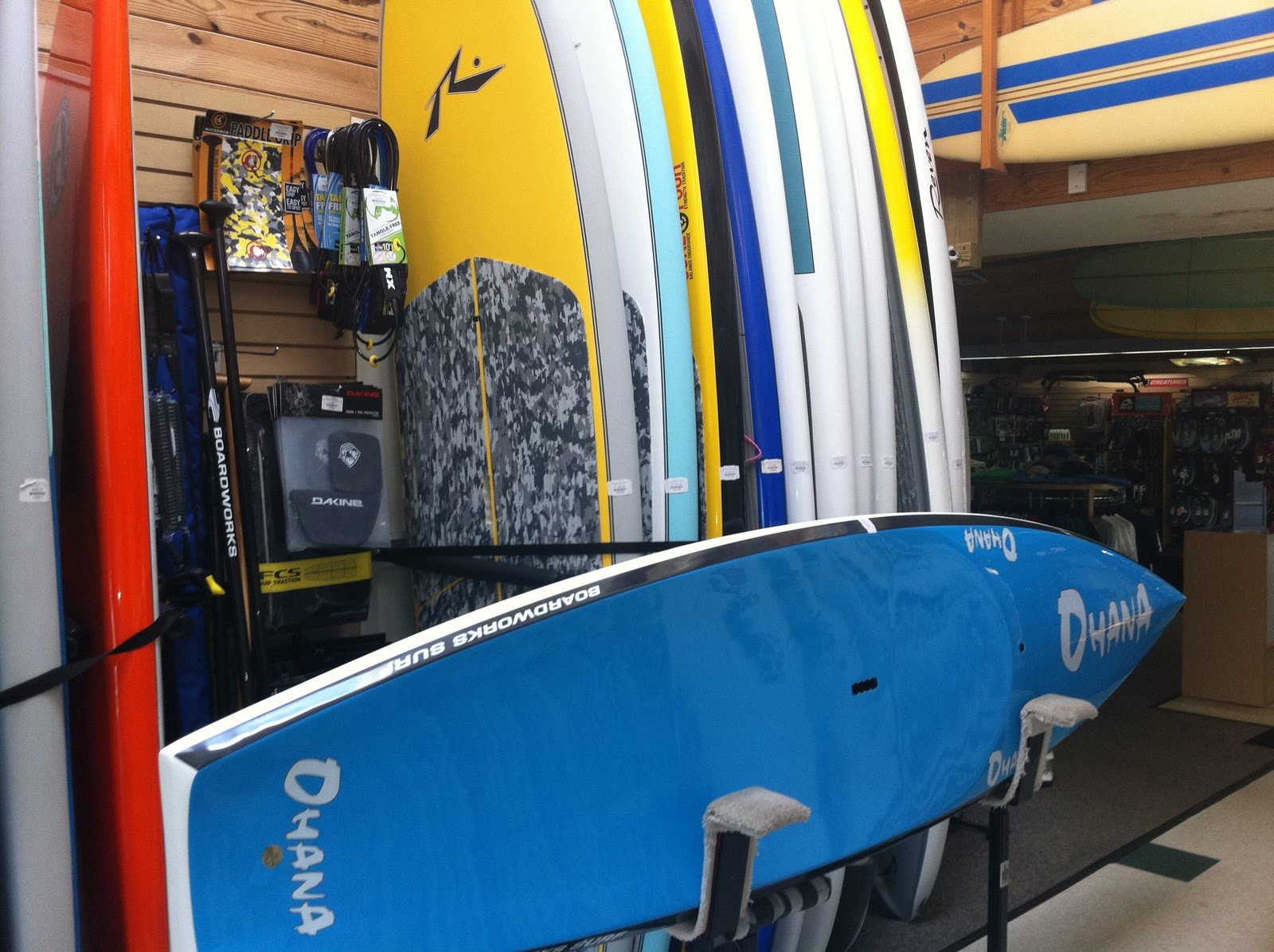 Surf City Sup Ohana And M Amp M Sups By Boardworks In Stock