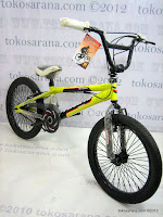 3 Sepeda BMX Pacific Hot Shot Free Style 20 Inci