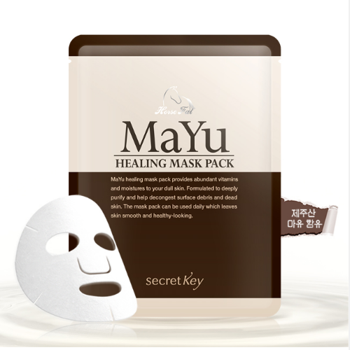 Mayu Healing Maskpack