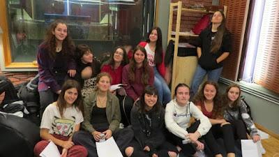 Μουσικό Σχολείο Άρτας-Εκπαιδευτική επίσκεψη στη Θεσσαλονίκη στο πλαίσιο του προγράμματος erasmus+