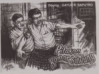 Pitakonan Kamar Suwung | Cerkak Basa Jawa, Alaming Lelembut