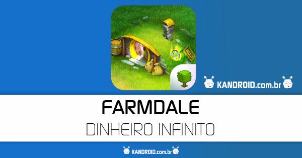 Farmdale Apk MOD v4.0.2 [Money/Dinheiro]
