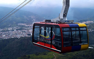 Nuevas tarifas y horarios del teleférico de Mérida Mukumbarí