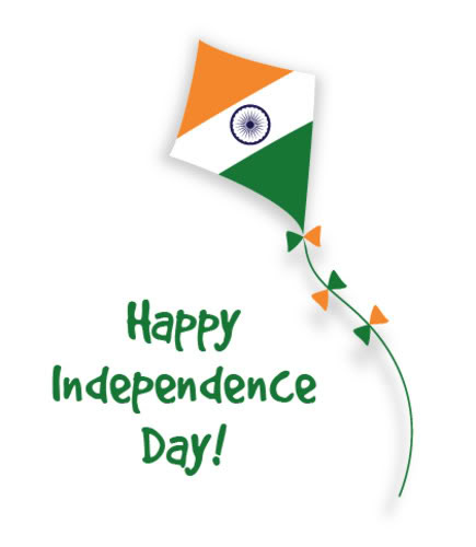 Independence Day Greetings Photos