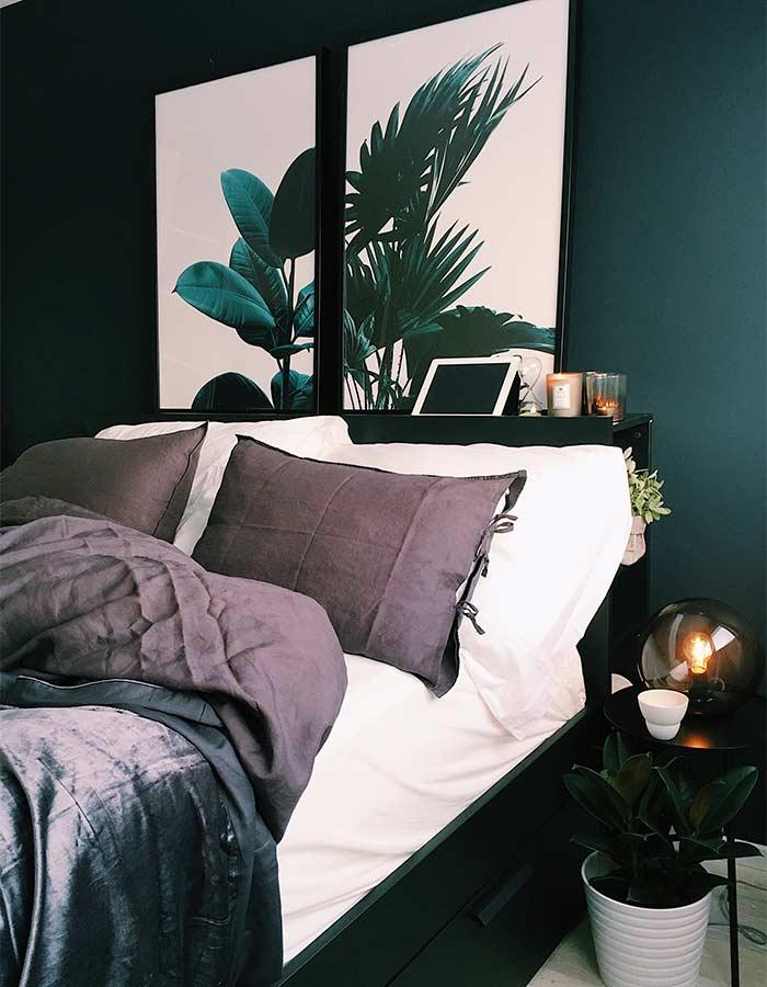 Saiba como harmonizar ambientes com a pintura e valorizar o seu imóvel. Até mesmo os quartos podem receber cores mais ousadas, basta saber usá-las, veja dicas! Foto: pexels.com