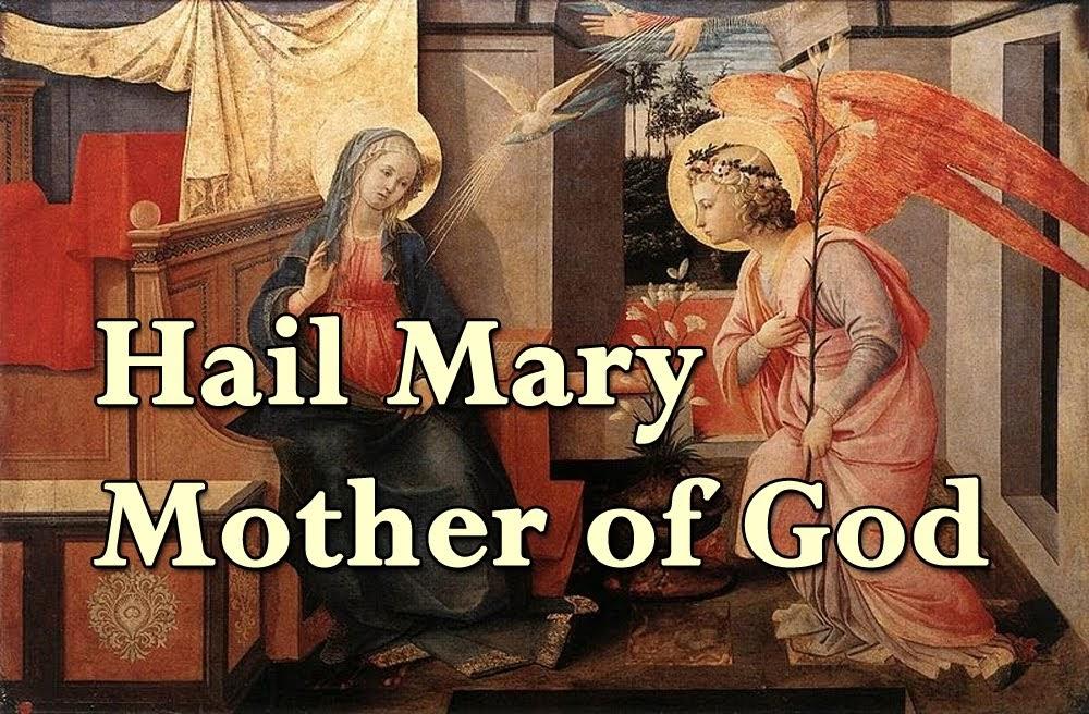 Hail Mary Mother of God - McCann | GodSongs net