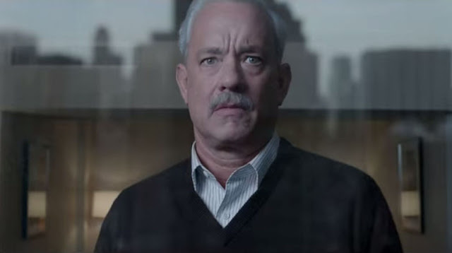 "Tom Hanks is a haunted hero in Clint Eastwood's ""Sully"""