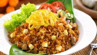 Resep Mudah Membuat Nasi Goreng Kambing Khas Betawi