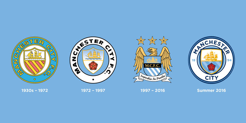 Man City: New Manchester City Crest Revealed